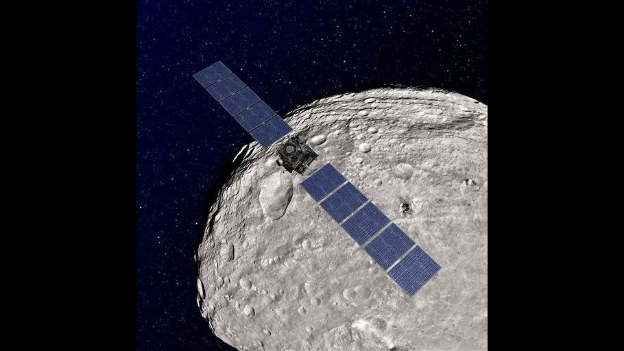 Sonda Nasa Dawn lascia asteroide Vesta, si dirige verso pianeta Cerere