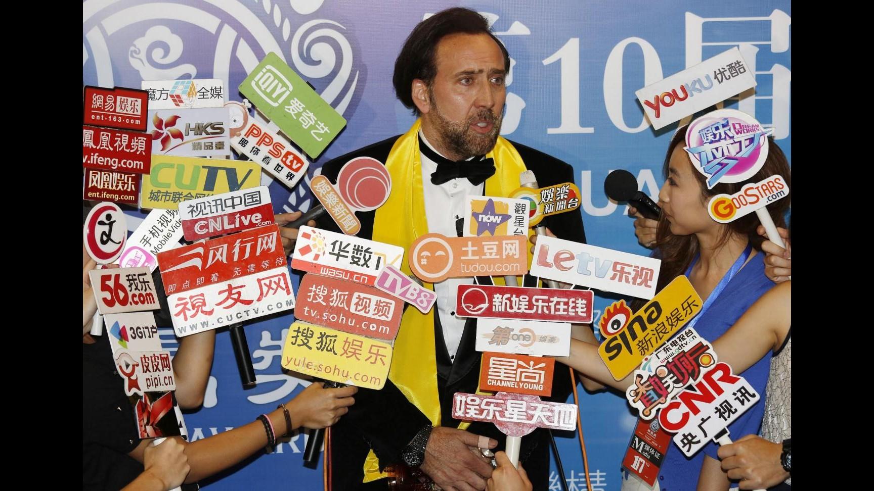 Star a Macao per gli Huading award: premiati Kidman, Tarantino e Cage