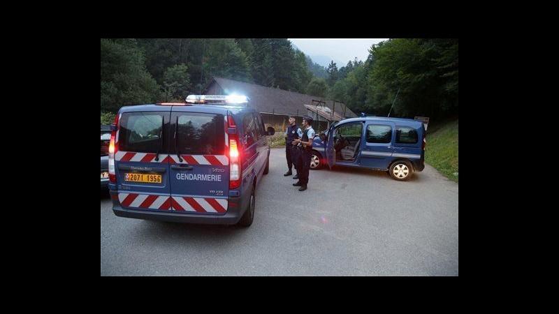 Francia, 4 persone trovate morte in Alta Savoia per colpi arma fuoco
