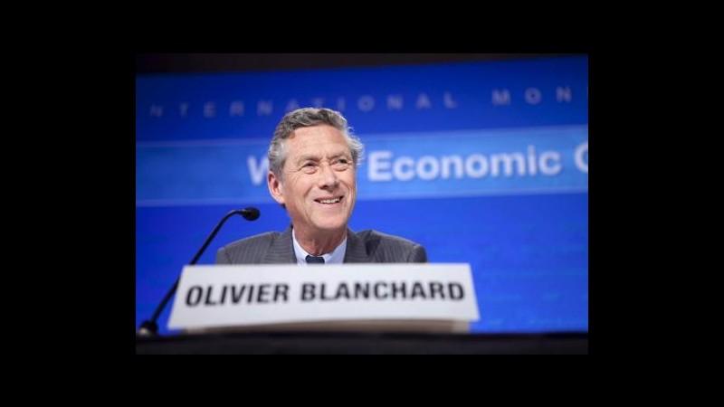 Fmi: Da Usa rischi globali, Bce sia più coraggiosa; Pil Italia -1,8%