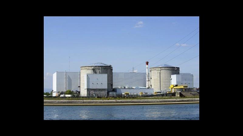 Francia, incidente con feriti in centrale nucleare Fessenheim