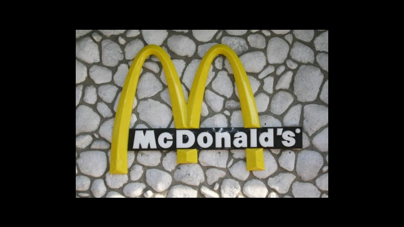India, McDonald's annuncia apertura ristoranti con menù vegetariano