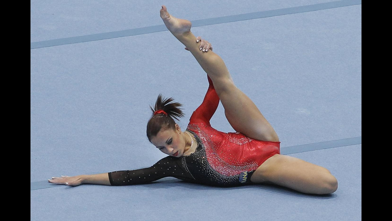 Mondiali ginnastica, Ferrari argento al corpo libero: Lo dedico alle vittime di Lampedusa