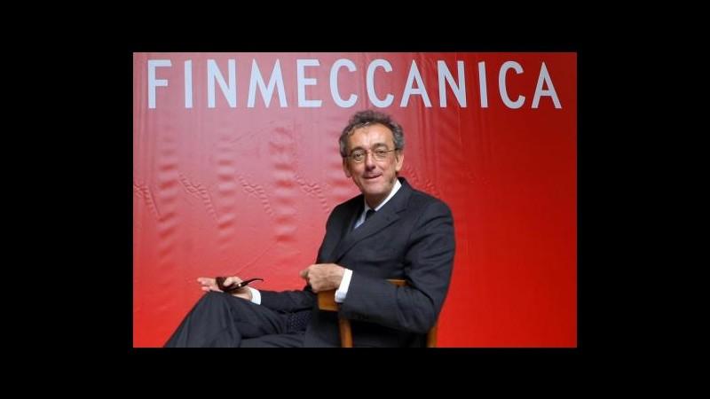 Finmeccanica, Pinotti: C'è accordo su vendita Ansaldo E. a Cdp
