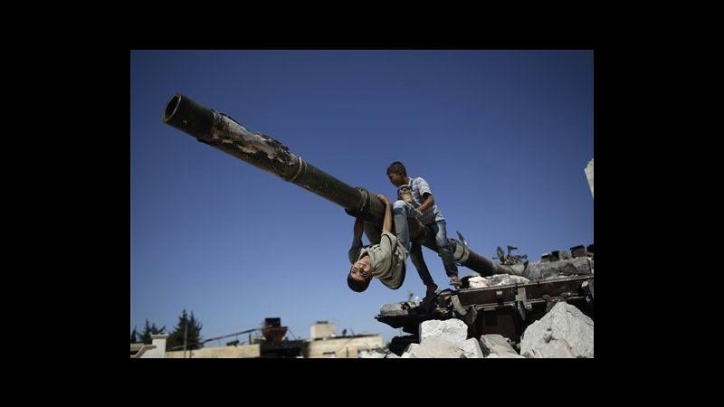 Siria, attivisti: Oltre 26mila morti da inizio rivolta