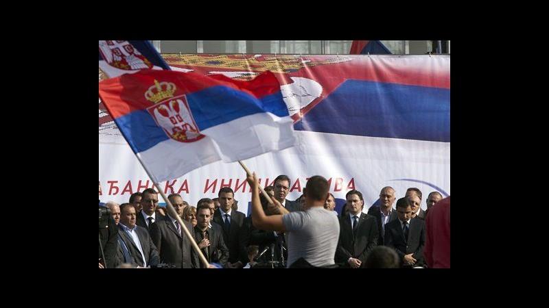 Kosovo, domani voto locale, presidente: Daremo prova di maturità