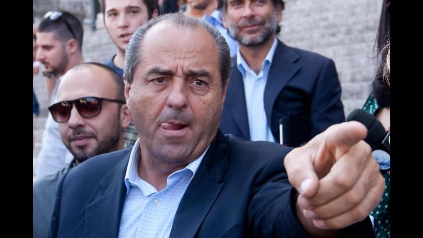 Di Pietro: Noi siamo alternativa governo, da Grillo solo opposizione