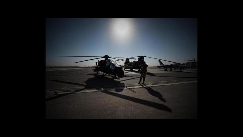 Afghanistan, tornati a casa ultimi di 33mila soldati rafforzamento Usa