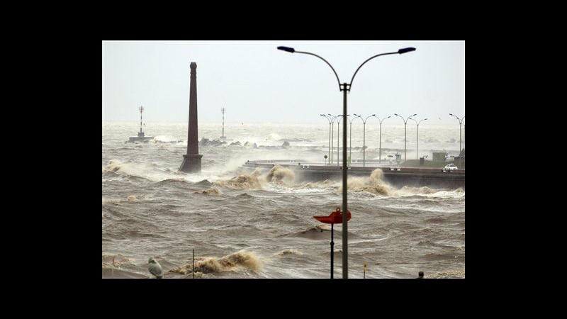 Tempeste in Sudamerica: 5 morti in Paraguay, danni in Uruguay e Brasile