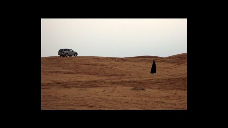 Arabia Saudita, al via protesta per donne al volante: video da Riad