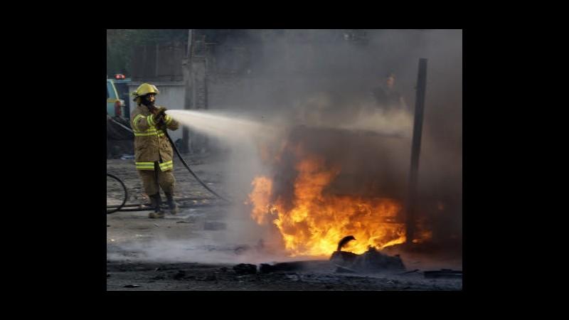 Iraq, saliti a 8 i morti per attentato suicida in Green Zone a Baghdad