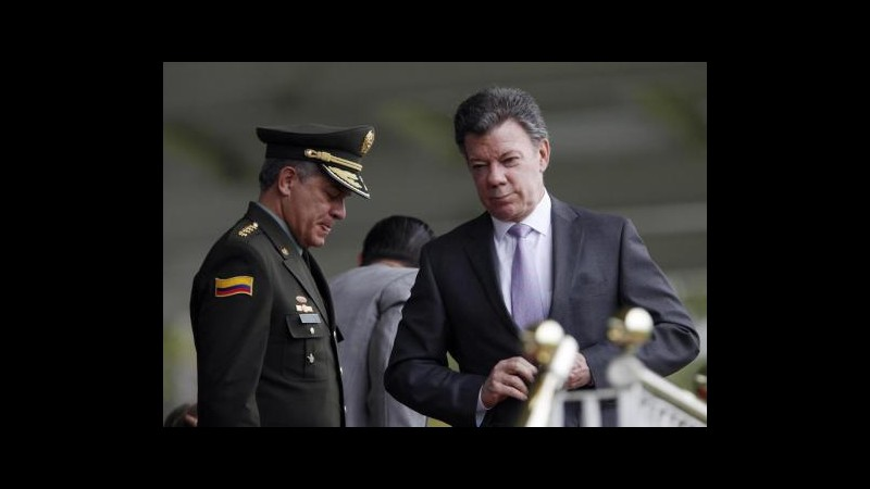 Colombia, dubbi su diritti umani: Corte blocca riforma salva esercito