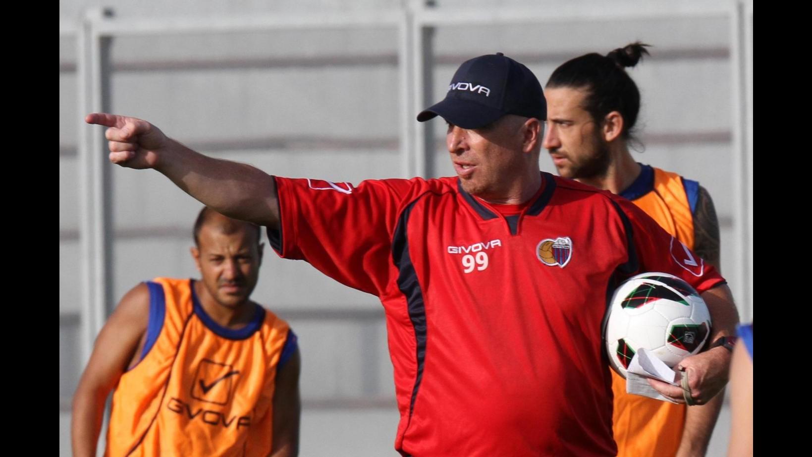 Maran: Con Fiorentina sarà dura, ma ho fiducia in mio Catania