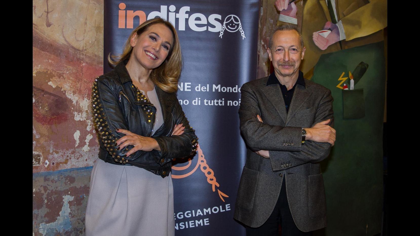 Serata a sostegno di campagna 'Indifesa' al Franco Parenti di Milano