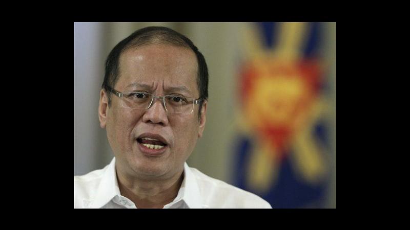 Filippine, accordo di pace tra governo e ribelli islamici