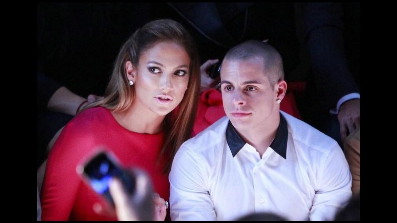 Aria di fiori d'arancio tra Jennifer Lopez e Casper Smart
