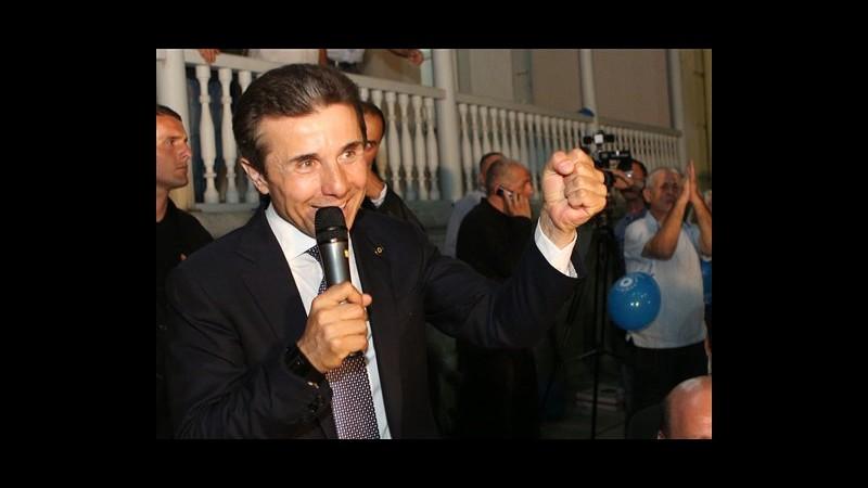 Georgia, via a colloqui per passaggio poteri a coalizione Ivanishvili