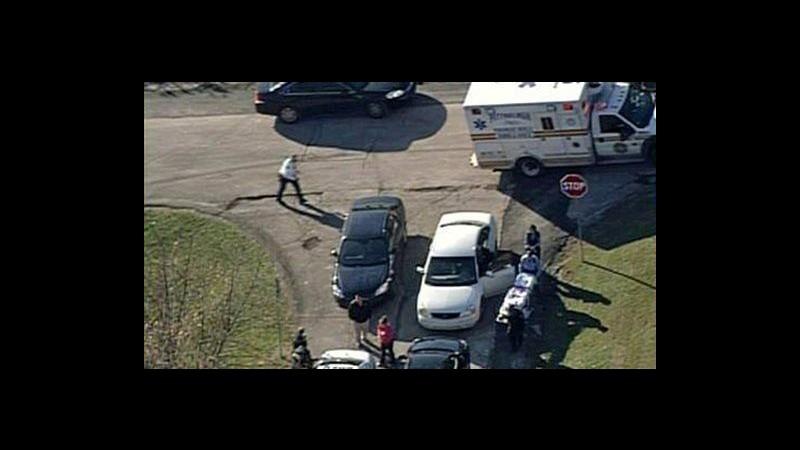 Usa, sparatoria davanti scuola a Pittsburgh: fermato 16enne