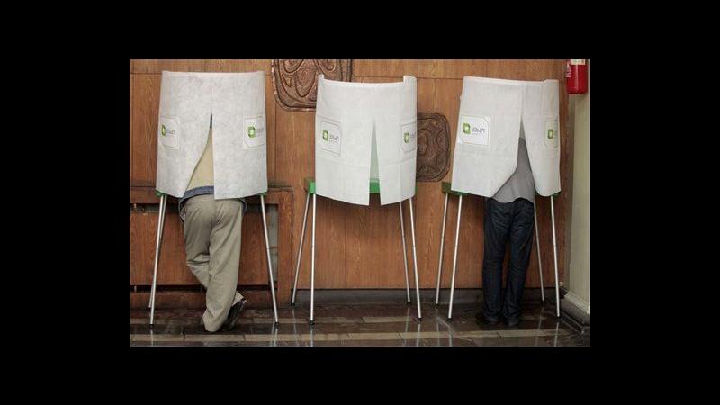 Georgia, opposizione avanti con 57% voti, 10% schede scrutinate