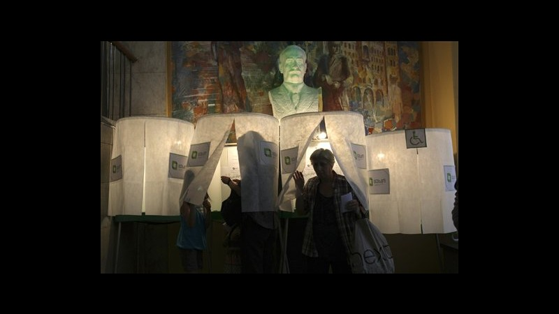 Georgia, esito elezioni in bilico ma opposizione in festa a Tbilisi