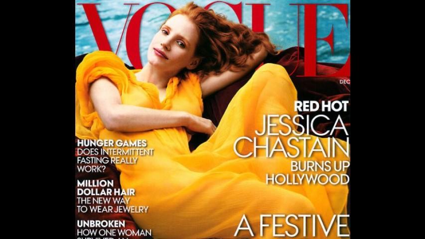 Jessica Chastain furibonda per attenzione mediatica su padre biologico