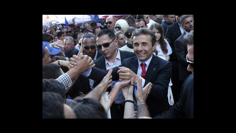 Georgia al voto per rinnovo Parlamento: Saakashvili contro Ivanishvili