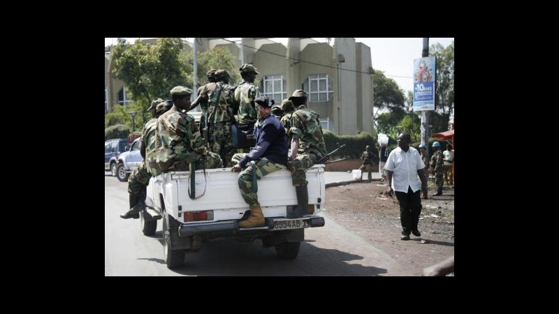 Congo, 1.700 ribelli M23 si arrendono in Uganda