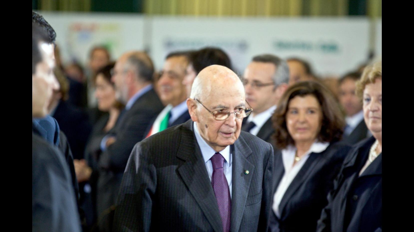 Sallusti, Napolitano-Saverino: Cambiare norme su diffamazione