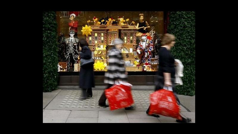 Natale, Confcommercio: Spese ridotte per sei italiani su dieci
