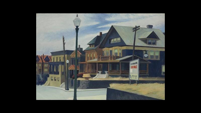 Asta record per Hopper: un suo quadro venduto per 40,5 milioni dollari