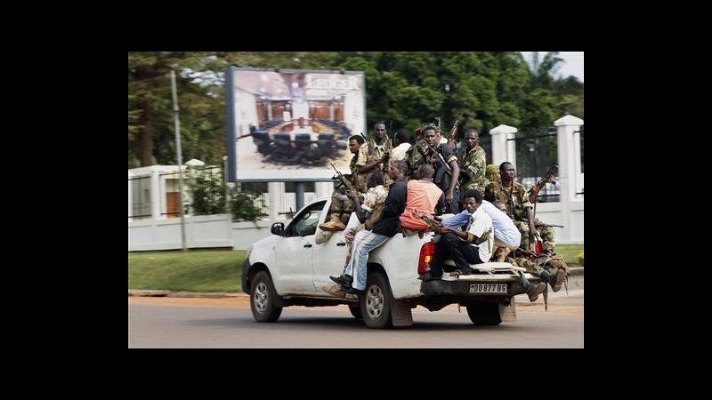 Scontri Seleka-pro Bozizé a Bangui. Atteso ok su invio soldati Francia