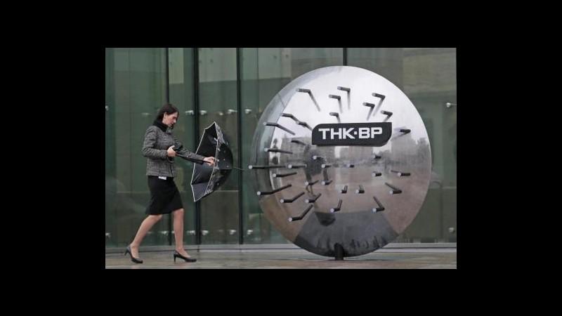 BP, arrestato manager joint venture russa per millantato credito