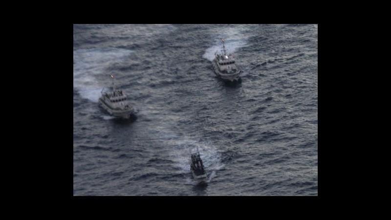 Cina-Giappone, esercitazioni marina Pechino nel Mar cinese orientale