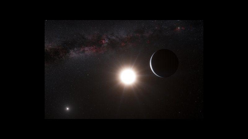 Scoperto pianeta extrasolare in orbita intorno ad alpha centauri B