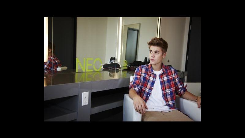 Justin Bieber nuovo testimonial di Adidas Neo Label