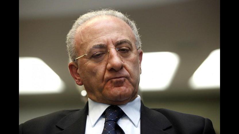 Antitrust: Per De Luca incompatibili cariche sindaco e viceministro