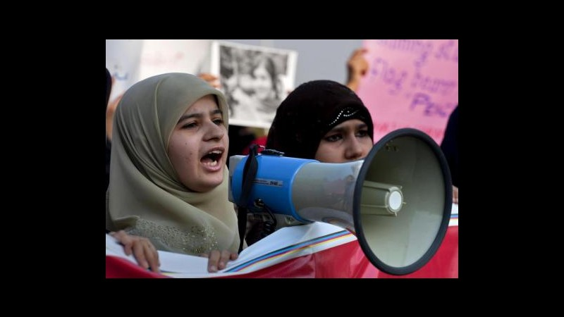 Pakistan, Emirati arabi mandano elisoccorso:Pronti a trasferire Malala
