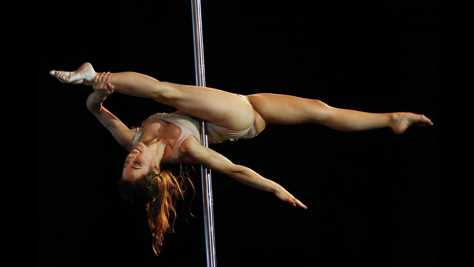 Argentina, al via i campionati di pole dance sudamericani 2013