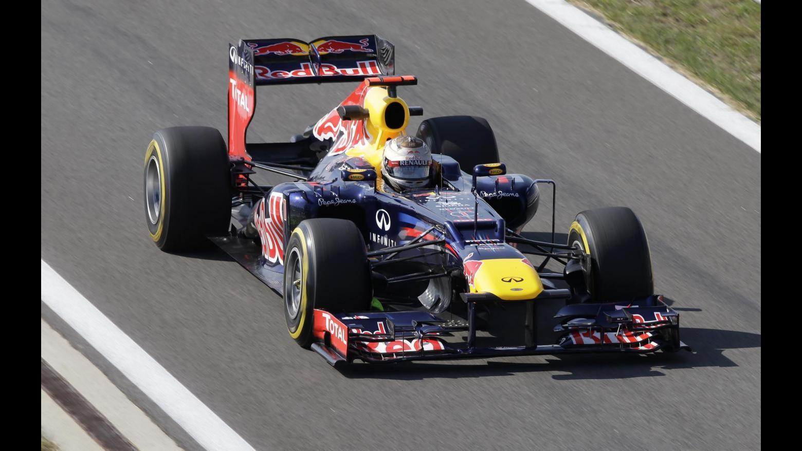 F1, Gp Corea: Webber in pole su Vettel. Quarto posto per Alonso