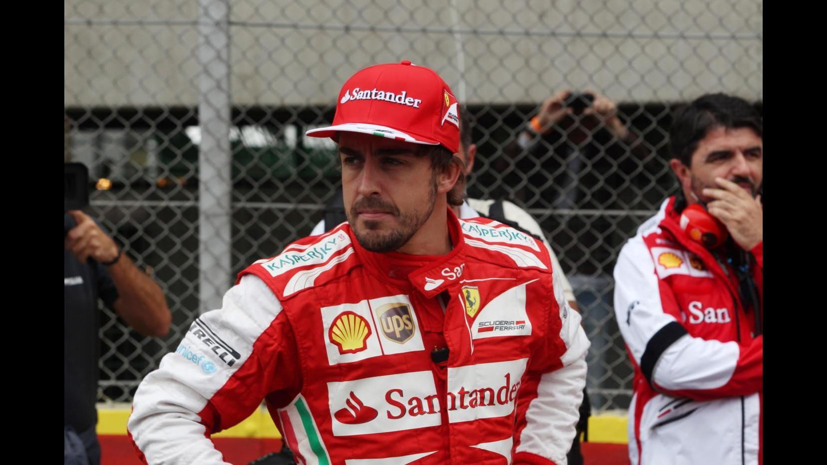 Alonso: Massa? Resteremo amici. Peccato non sia arrivata pioggia. Massa: Passati momenti fantastici