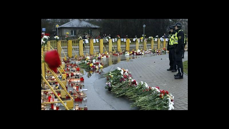 Lettonia, 54 i morti in crollo Riga, supermercato sarà abbattuto
