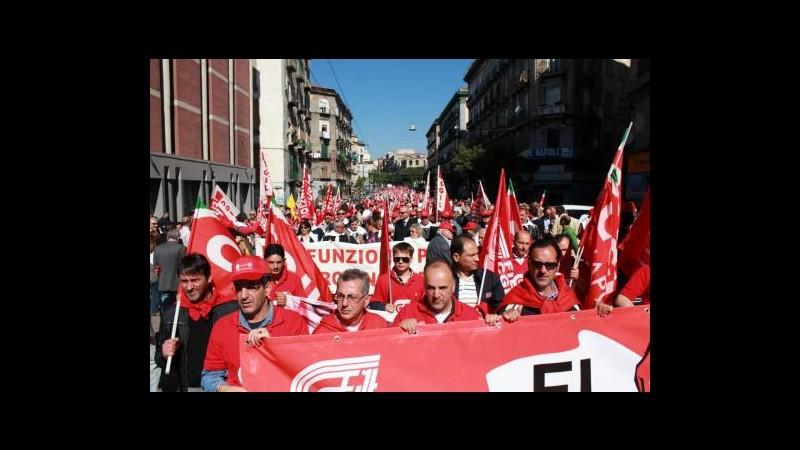 Cgil: Statali perdono 6.000 euro in 5 anni con blocco contratti
