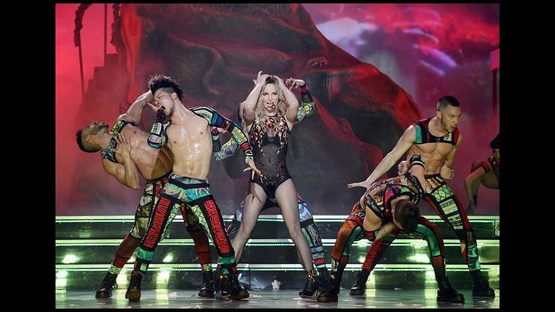 Britney Spears prende residenza artistica a Planet Hollywood Las Vegas