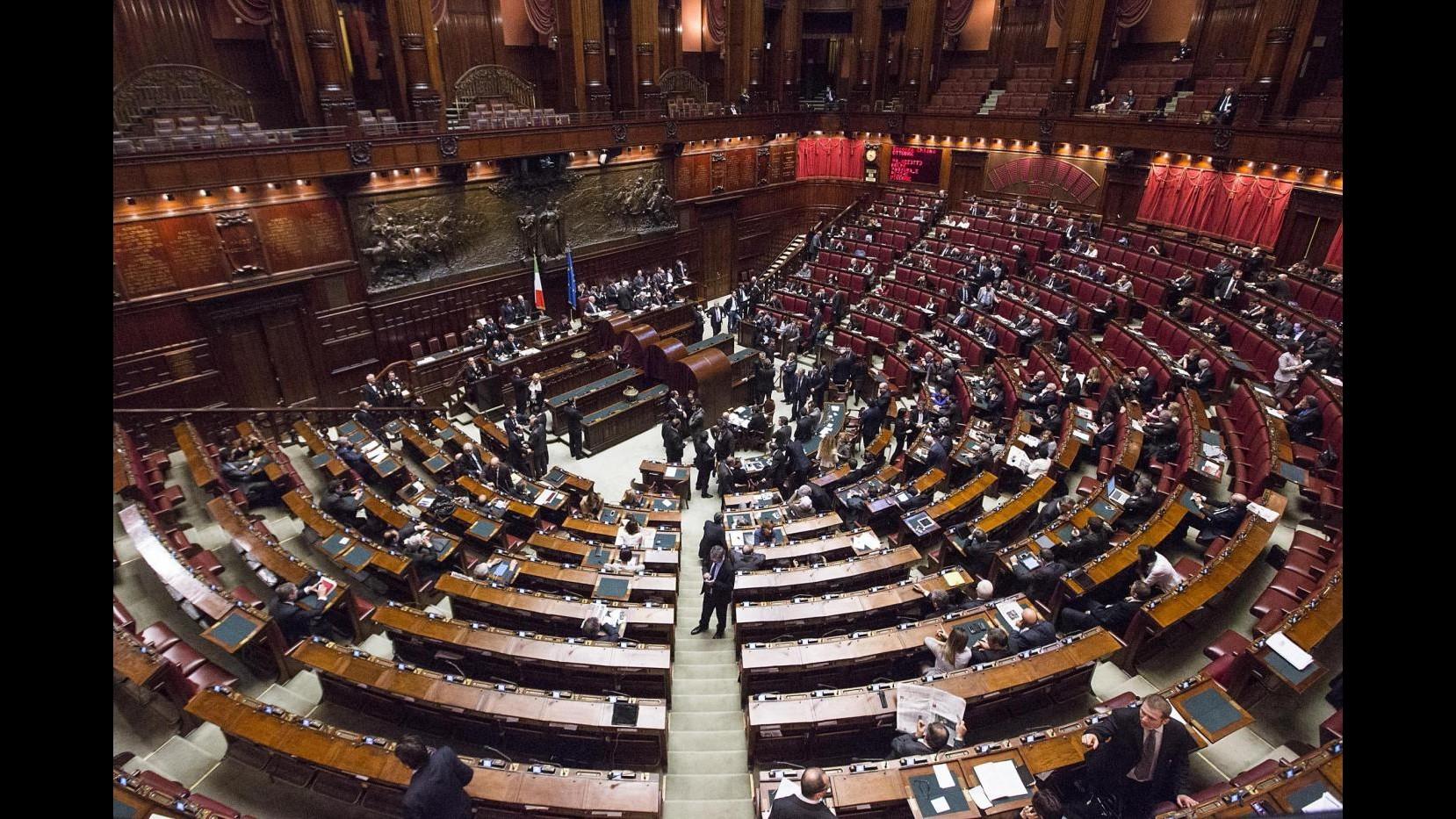 Camera,via libera a ddl province: ora provvedimento in Senato