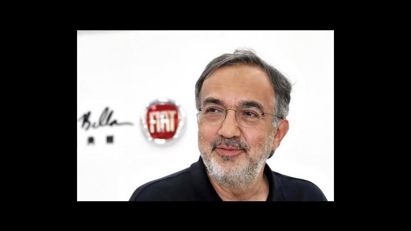 Fiat non chiude stabilimenti in Italia, ma taglia target fino al 2014