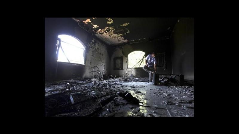 Libia, 28enne fermato in Tunisia per attacco a consolato Usa di Bengasi