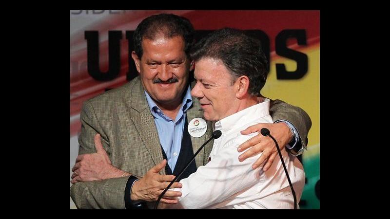 Colombia, vicepresidente Garzon ha cancro alla prostata