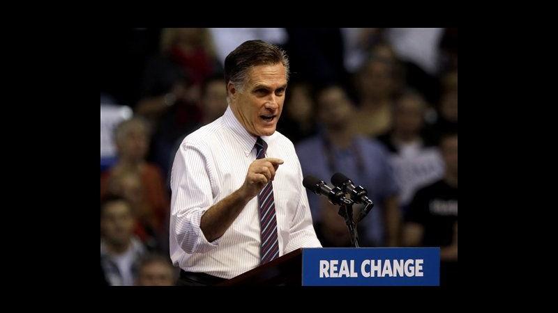 Romney: Obama ha vinto facendo regali a ispanici e giovani