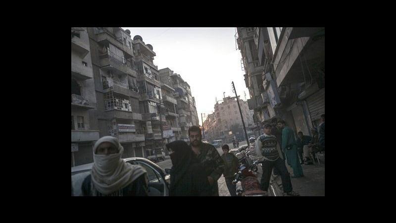 Siria, Barak: Quasi tutti i villaggi su confine Israele in mano ribelle