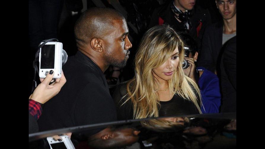 Kanye West di nuovo nei guai: picchia 18enne per difendere fidanzata